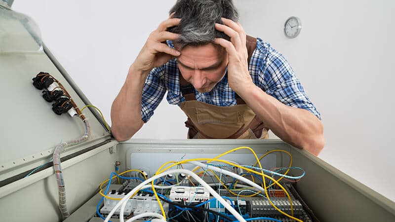 Awesome Electrical Wiring Problems Schumann Electric Downingtown Pa Wiring Cloud Usnesfoxcilixyz